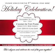Holiday Party Invitation Template Zoli Koze