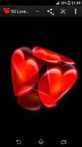 3d Heart Wallpaper posted by ...