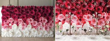 Paper Flower Wedding Backdrops How To Make Paper Flowers Diy Paper Flowers Confetti Co Uk