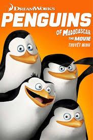 Biệt Đội Chim Cánh Cụt vùng Madagascar - Thuyết Minh - Penguins of  Madagascar