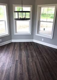 dark vinyl kitchen flooring. cool distressed luxury vinyl plank flooring in walkout basement | lvp modern ru. dark kitchen i