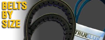 Mtd Belts Belts By Size