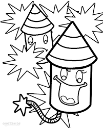 Small Picture Printable Fireworks Coloring Pages For Kids Cool2bKids with