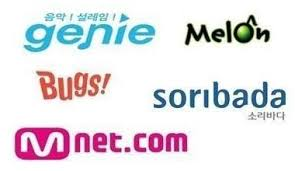 Genie Chart Real Time Korean Music Sites Make Huge Change To Realtime Charts To