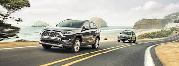 2019 Rav4 Color Chart 2019 Toyota Rav4 Xle Vs Xle Premium