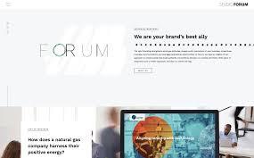 Best About Us Design The Best Designs Web Design Inspiration Studio Forum Inc