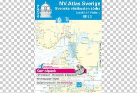 Swedish Charts Nv Verlag Sweden Swedish Language Nautical Chart Jade Bight