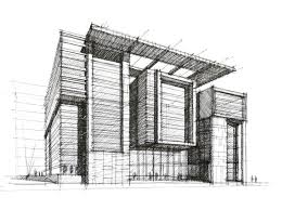 modern architectural sketches. Perfect Architectural Sketches Rough Architectural Modern House 13 Best  SKETCH Images On Pinterest  Architecture Drawings Throughout U