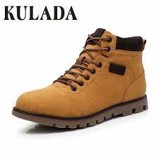 <b>KULADA</b> Boots Men <b>Winter Shoes</b> Sneakers Outdoor Activity Boots ...