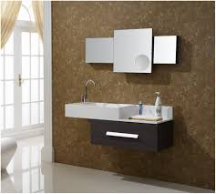 Bathroom Vanity Diy Shelves Furniture Vanity Shelf Bathroom Diy Open Shelving Bathroom