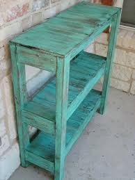 pallet board furniture. DIY Pallet Potting And Entry Way Table   Furniture Board