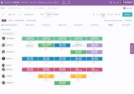 employee schedules templates employee schedule templates homebase