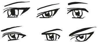 how to draw male anime eyes. Unique Draw Above You Can See Many Styles Of Male Anime  Manga Eyes  Throughout How To Draw Male Eyes L