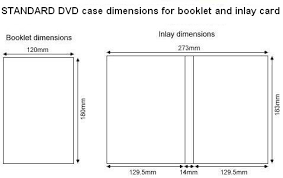 Cd Case Dimensions Size Of Dvds Ohye Mcpgroup Co