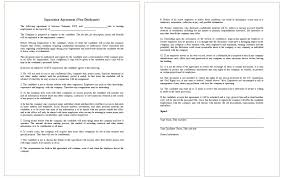 Employee Confidentiality Agreement Sample - April.onthemarch.co