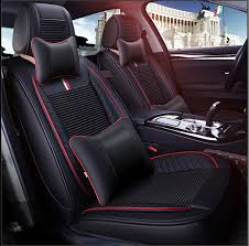 full set car seat covers for toyota rav4 2018 2016 comfortable breathable