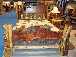 Making Bedroom Furniture 17 Best Images About Cedar Bed Frames On Pinterest Log Furniture