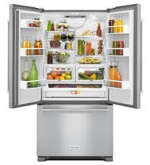 Kitchenaid French Door Refrigerators French Door Freestanding ...