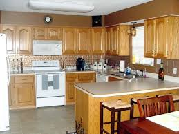 ideas for redoing kitchen cabinets popular decorating ideas for kitchens with oak cabinets decoration with home