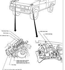 97 nissan pickup starter wiring diagram 97 Nissan Pathfinder Wiring Diagram Nissan Maxima Wiring Diagram