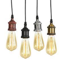 lamp bulb pendant lighting