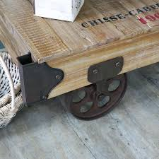 industrial style coffee table large industrial railway cart style coffee table industrial style coffee table uk