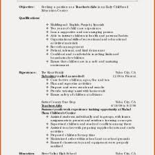 Professional Skills Resume Sample Resume For Teacher Profession Valid Resume Resume