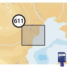 Navionics Navionics Small Sd Danube Delta