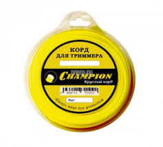 Купить <b>Леска для триммера Champion</b> C5011 Round 2.4mm x ...