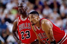 bulls players. Interesting Players Michael Jordan And Scottie Pippen Were The Centerpieces For Six NBA  Championships In Chicago  To Bulls Players T