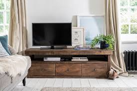 rustic wooden tv stands funky chunky