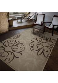 orian rugs indoor outdoor rugs josselin whisper beige 7 x 10 fqxqxitom