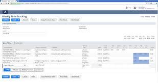 Timesheet Time Tracking Timesheet Software Netsuite