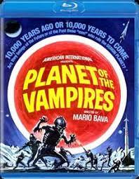 PLANET OF THE <b>VAMPIRES</b> (Blu-ray) Kino Lorber/<b>Scorpion</b> ...