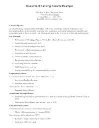 career objective examples for internships internship resume objectives this finance internship resume