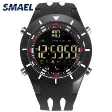 <b>SMAEL Digital Wristwatches</b> 5bar Waterproof brand <b>luxury</b> Fashion ...
