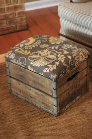5 diy projects using wooden crates