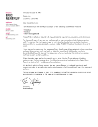 Cover Letter Top 10 Apple Cover Letter Example Download 2015 Top