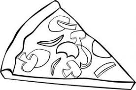pizza slice clipart black and white. Delighful Clipart Pizza Black Cliparts 2889068 License Personal Use Intended Slice Clipart And White T