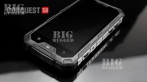 Conquest s8 PRO best price new model 2017 Waterproof phone