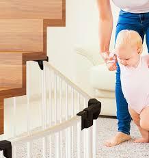 Die länge eines schrittes ist 60 bis. Treppenschutzgitter Zum Klemmen Ohne Bohren Ab 39 99 Impag