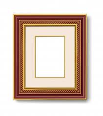 gold frame border vector. Unique Gold Gold Vintage Picture Frame To Frame Border Vector