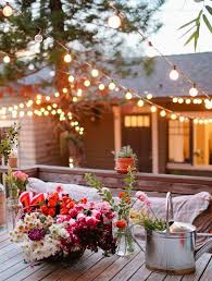 Backyard Decoration Ideas  Christmas Lights DecorationChristmas Lights In Backyard