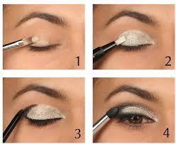 8 intense metallic smokey eye tutorial