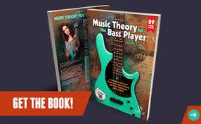 Music Theory Wall Chart Learn Bass Online With Ari Aris Bass Blog