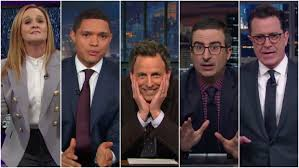 Image result for 2017 late night comedy
