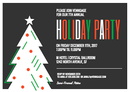 Company Christmas Party Invites Templates Office Holiday Party Invitation