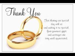 wedding thank you cards youtube What To Put In Wedding Thank You Cards What To Put In Wedding Thank You Cards #44 what to write in wedding thank you cards
