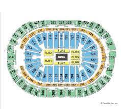 Pnc Arena Raleigh Nc Seating Chart View