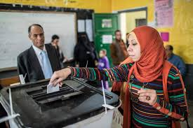 international women s day injustices faced by women around the photo an ian w votes in a recent election women gained the right to